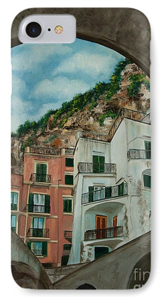 Arches Of Italy IPhone Case