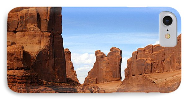 Arches Park 2 Phone Case by Marty Koch