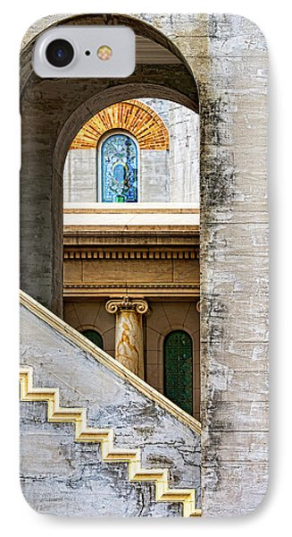 Arches Within Arches Phone Case by Christopher Holmes