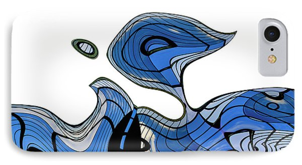 Architec - 08a IPhone Case by Variance Collections