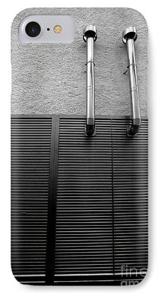 Architectural Elements Phone Case by Gaspar Avila