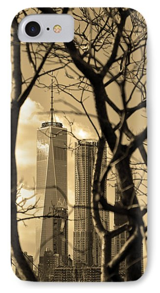 IPhone Case featuring the photograph Architectural by Mitch Cat