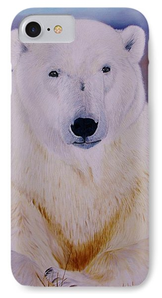 Arcqtic Majesty IPhone Case by Jean Yves Crispo