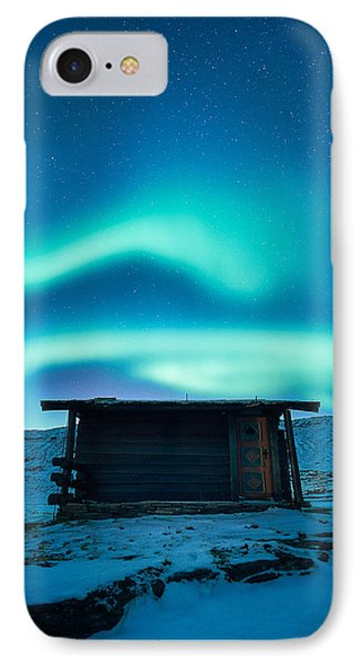 Arctic Escape IPhone Case by Tor-Ivar Naess