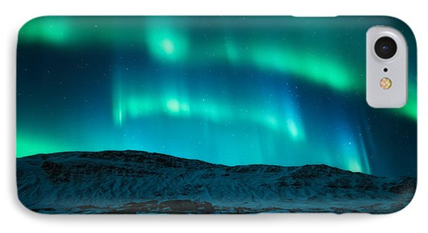 Arctic Glow IPhone Case