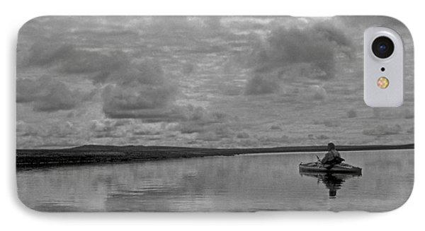 Arctic Kayak IPhone Case