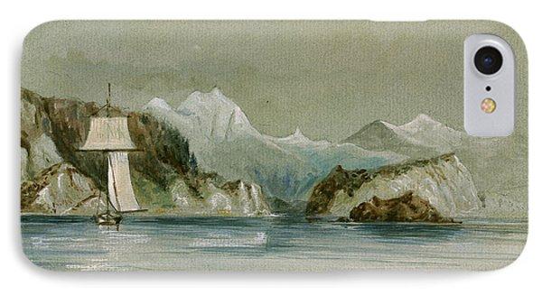 Arctic Seascape IPhone Case