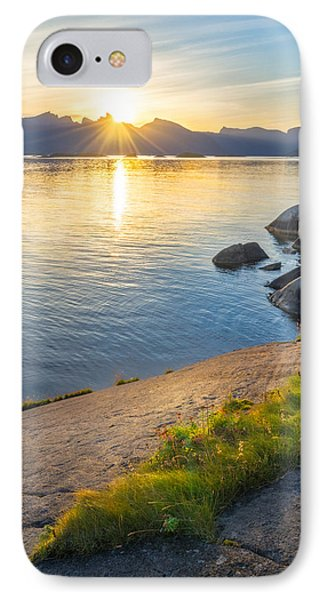 IPhone Case featuring the photograph Arctic Sunrise by Maciej Markiewicz