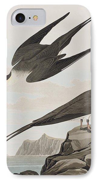 Arctic Yager IPhone Case by John James Audubon