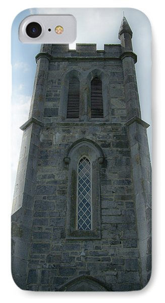 Ardcroney Church County Clare Ireland Phone Case by Teresa Mucha