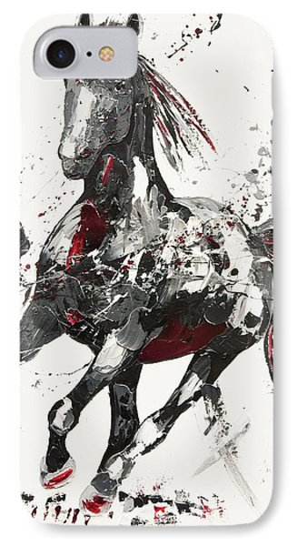 Arena IPhone Case by Penny Warden
