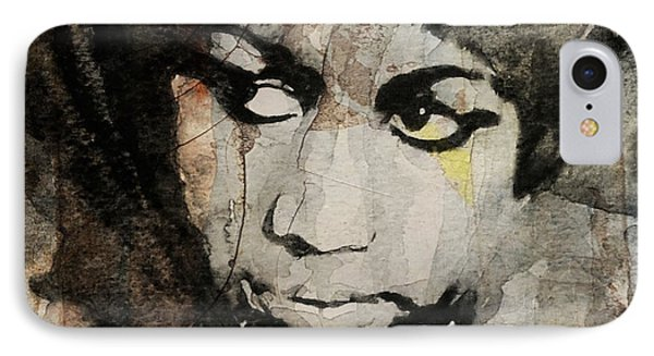 Rhythm And Blues iPhone 7 Case - Aretha Franklin - Don't Play That Song For Me  by Paul Lovering
