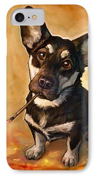 Portraits iPhone 7 Case - Arfist by Sean ODaniels
