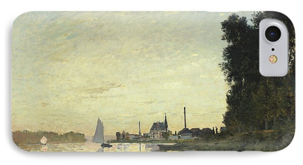 Argenteuil In Late Afternoon IPhone Case