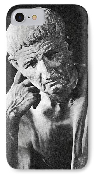 Aristotle, Phone Case by