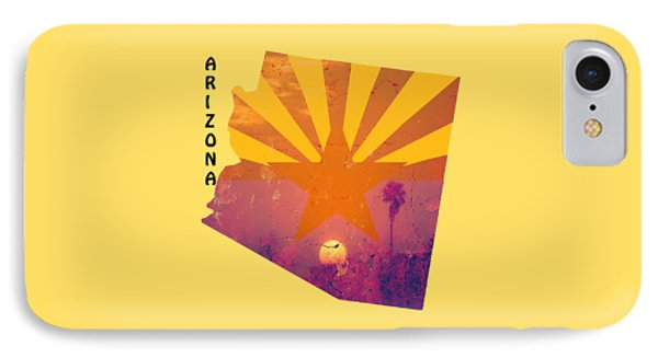 Arizona IPhone Case by Beverly Guilliams
