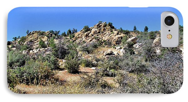 Arizona High Desert IPhone Case by John Trommer