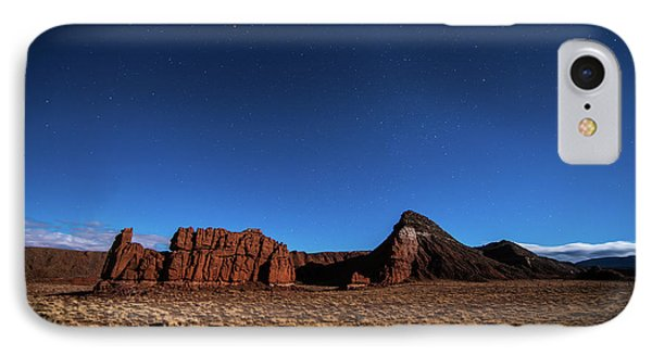 Arizona Landscape At Night IPhone Case