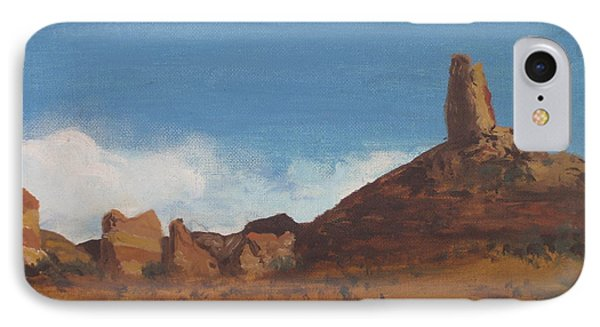 Arizona Monolith IPhone Case by Suzette Kallen