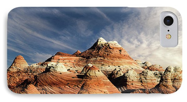 IPhone Case featuring the photograph Arizona North Coyote Buttes by Bob Christopher
