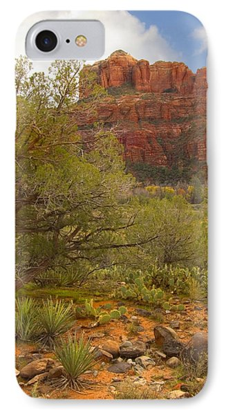 Arizona Outback 3 IPhone Case by Mike McGlothlen