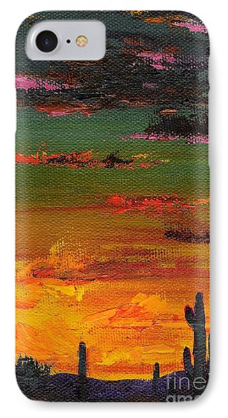 Arizona Sunset IPhone Case