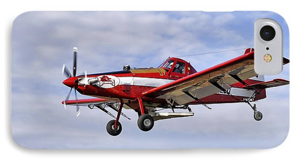 Arkansas Razorbacks Crop Duster IPhone Case