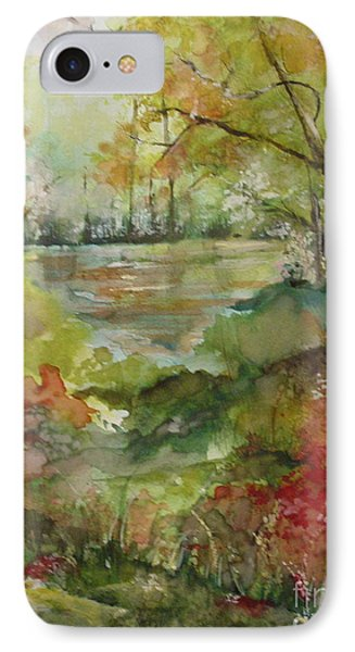 Arkansas Springtime Phone Case by Robin Miller-Bookhout
