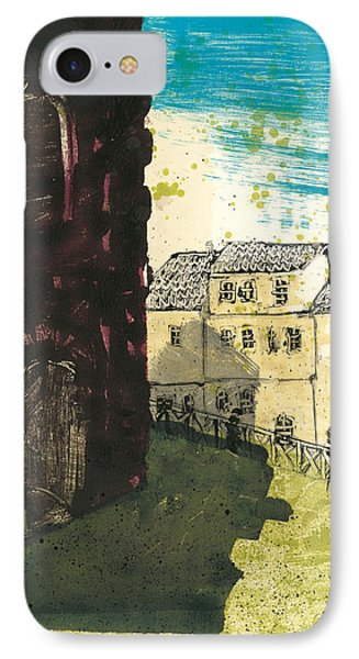 Arles Near Arena Provence IPhone Case by Martin Stankewitz