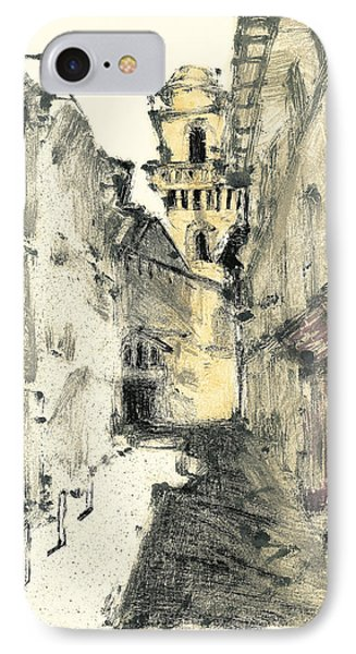 Arles Provence IPhone Case by Martin Stankewitz