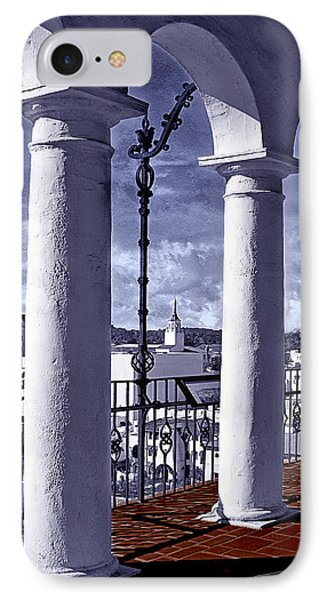 Arlinghton View IPhone Case by Danuta Bennett