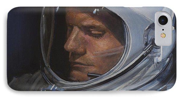 Armstrong- Gemini Viii Phone Case by Simon Kregar