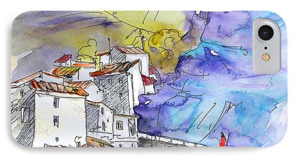 Arnedillo In La Rioja Spain 02 Phone Case by Miki De Goodaboom