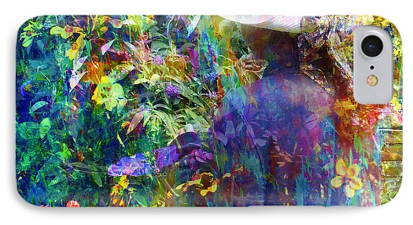 IPhone Case featuring the photograph Aromatherapy by LemonArt Photography