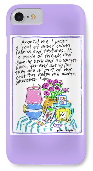 Around Me IPhone Case by Sally Huss