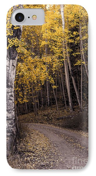 Around The Bend IPhone Case by The Forests Edge Photography - Diane Sandoval