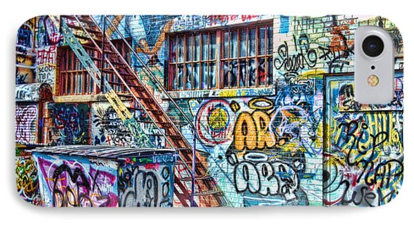 Art Alley 2 IPhone Case