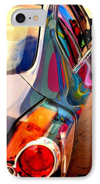 Art Car IPhone Case by David Gilbert