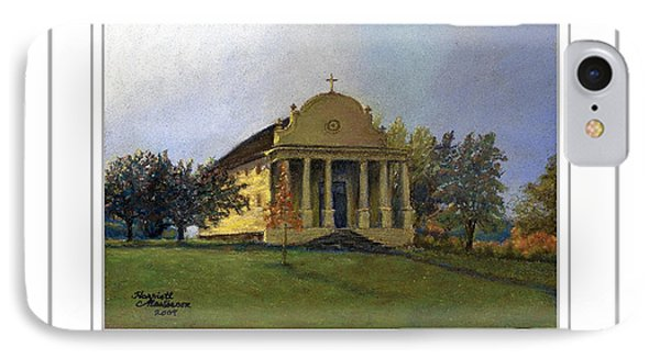 Art Card - Morning Light At Cataldo IPhone Case