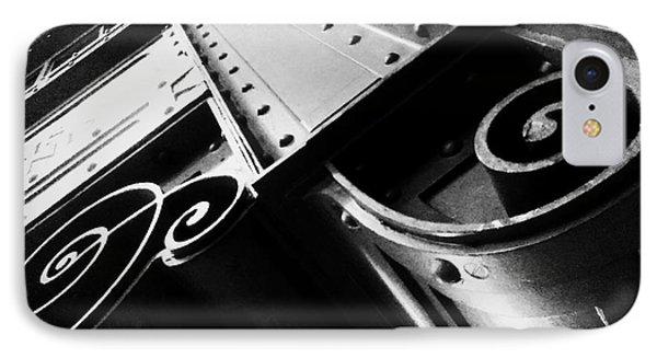 Art Deco Steel IPhone Case by James Aiken