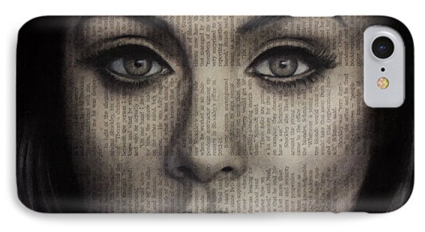 Art In The News 72-adele 25 IPhone Case