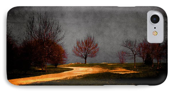 Art In The Park IPhone Case by Milena Ilieva