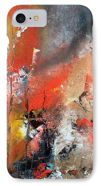IPhone Case featuring the painting Art Work by Sheila Mcdonald