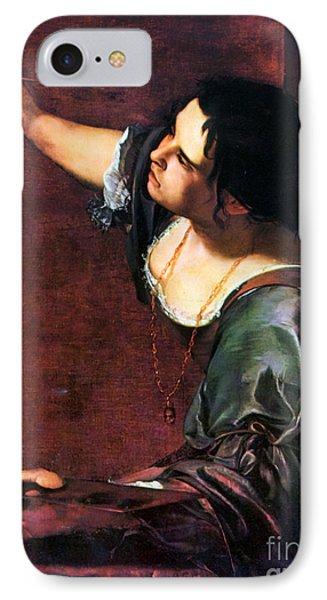 Artemisia Gentileschi IPhone Case by Granger