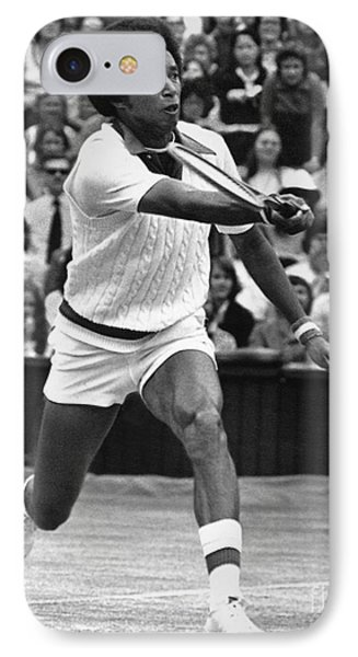 Arthur Ashe (1943-1993) IPhone Case