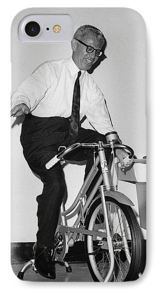Arthur Goldberg Rides IPhone Case