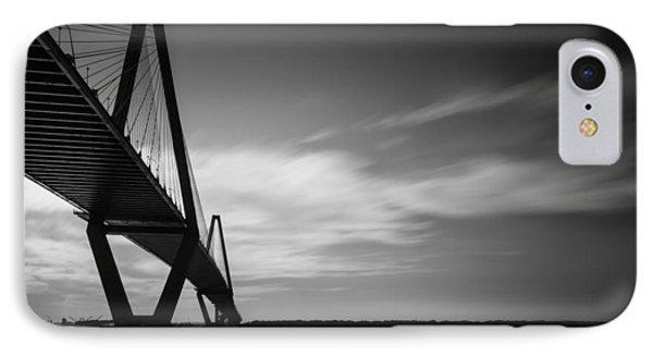 Arthur Ravenel Jr Bridge I IPhone Case by Ivo Kerssemakers