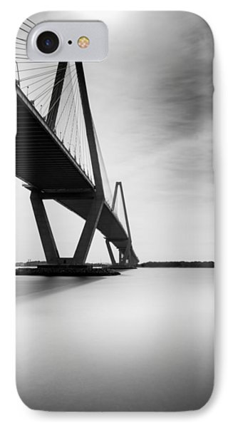 Arthur Ravenel Jr Bridge II IPhone Case