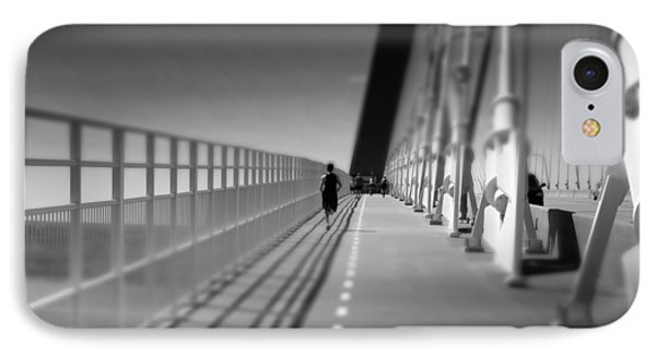Arthur Ravenel Jr Bridge Runner IPhone Case by Ivo Kerssemakers