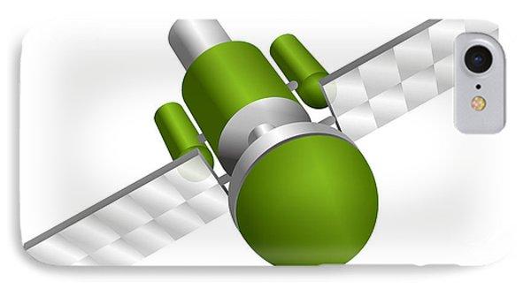 Artificial Satellite IPhone 7 Case